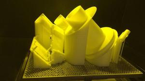 high quality 3d printing materials manufactures,3D construction design molding