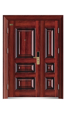Quality doors-GS-8003 DOUBLE