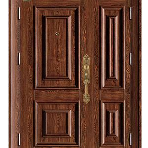 fashion Double door with low price,provide a range of customized doors