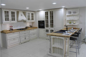 fashion Kitchen supplier with a low price,provide a range of customized kitchen