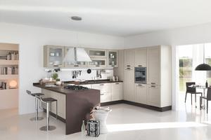Country kitchen with a low price,provide a range of customized kitchen