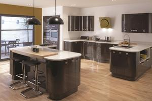 high quality Modern kitchen design with a low price
