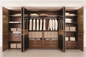low price Walk in wardrobe,wardrobe wholesale, wardrobe customization