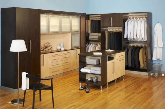 Wardrobe manufacturer-WALKIN CLOSET  04