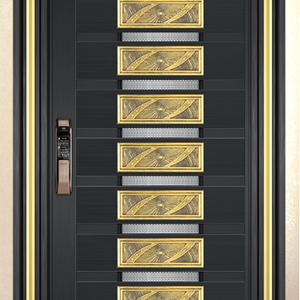 fashion Steel entry doors,professional manufacture of stainless steel doors