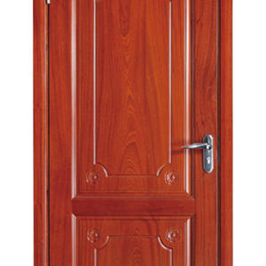customized Composite wood door,solid wood door, preferred BuilDec