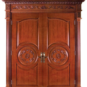 wholesale Wood product,solid wood door, preferred BuilDec, experienced