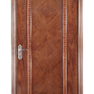 fashion Wood door,semi-solid wood door, preferred BuilDec