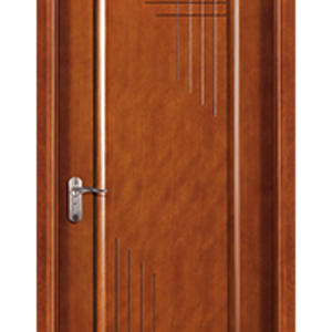 fashion Home depot doors,semi-solid wood door, preferred BuilDec