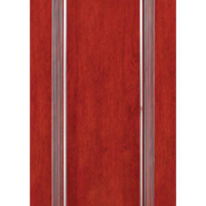 cheap Commercial entry doors,semi-solid wood door, preferred BuilDec
