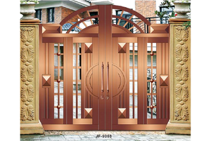 custom-made Copper door,Copper Door, preferred BuilDec, experienced