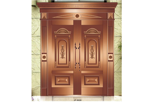 custom-made Home door,Copper Door, preferred BuilDec, experienced