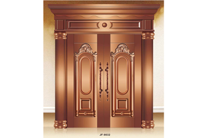 wholesale Bifold doors,Copper Door, preferred BuilDec, experienced