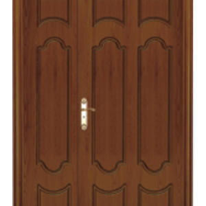 fashion back door, MDF DOOR, preferred BuilDec, experienced