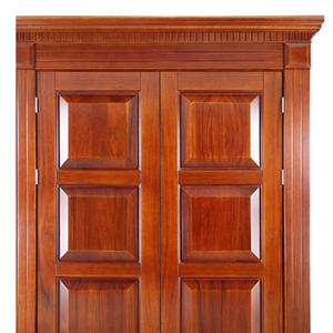 main door, solid wood door, preferred BuilDec, experienced, skilled