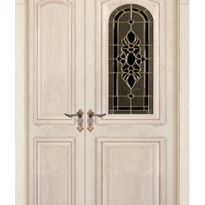wholesale glazed doors, solid wood door, preferred BuilDec