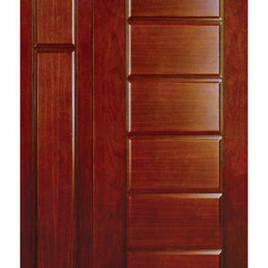 wholesale large front door, solid wood door, preferred BuilDec