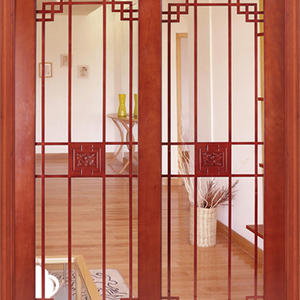 custom-made external laundry doors, solid wood door, preferred BuilDec
