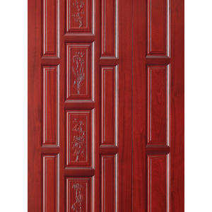 fashion best exterior doors, solid wood door, preferred BuilDec
