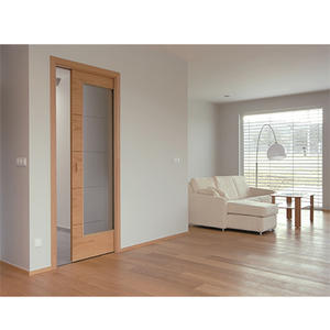 wholesale single hung door, solid wood door, preferred BuilDec