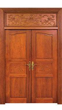 exterior double doors LD-076