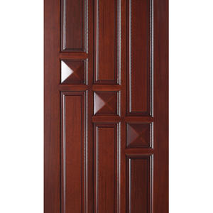 custom-made laundry external doors,semi-solid wood door, preferred BuilDec