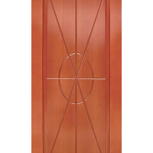 high quality residential back doors, semi-solid wood door, preferred BuilDec