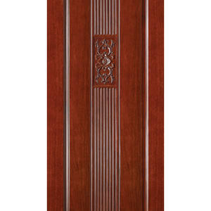 cheap high quality classic door, semi-solid wood door, preferred BuilDec
