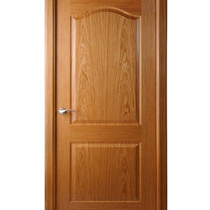 custom-made front door frame, semi-solid wood door, preferred BuilDec