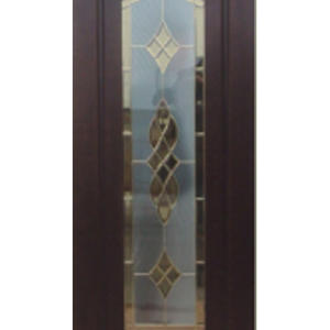 fashion fiberglass doors, semi-solid wood door, preferred BuilDec
