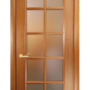 interior double glass french doors, preferred BuilDec, experienced, skilled