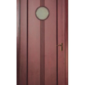 low price garage door, semi-solid wood door, preferred BuilDec