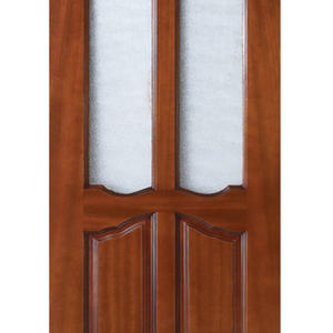 custom-made house doors and frames, semi-solid wood door, preferred BuilDec