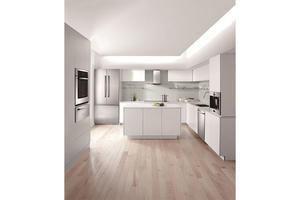 high quality the kitchen with a low price,provide a range of customized kitchen