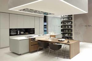 fashion kitchen interior design with a low price,manufactures