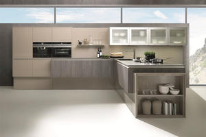 high quality small kitchen with a low price,manufactures
