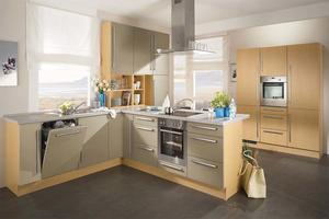kitchen supplier with a low price,provide a range of customized kitchen.