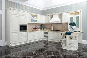European style kitchen with a low price,provide a range of customized kitchen.
