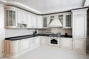 kitchen cabinet China with a low price,provide a range of customized kitchen.