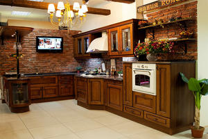 kitchen tiles design with a low price,provide a range of customized kitchen.