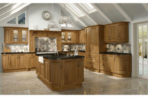 moisture proof kitchen with a low price,provide a range of customized kitchen.