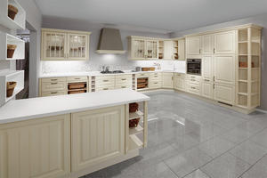 cheap kitchen cabinets with a low price,provide a range of customized kitchen.