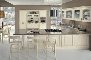 3d kitchen design with a low price,provide a range of customized kitchen.