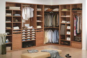 Bedroom Furniture-WALK-IN CLOSET  18