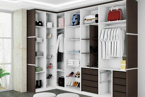 Cheap Wardrobes-WALK-IN CLOSET  22