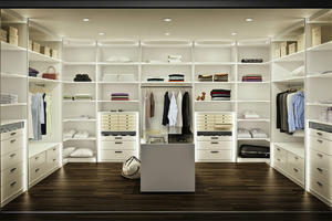 White Wardrobe-WALK-IN CLOSET  25
