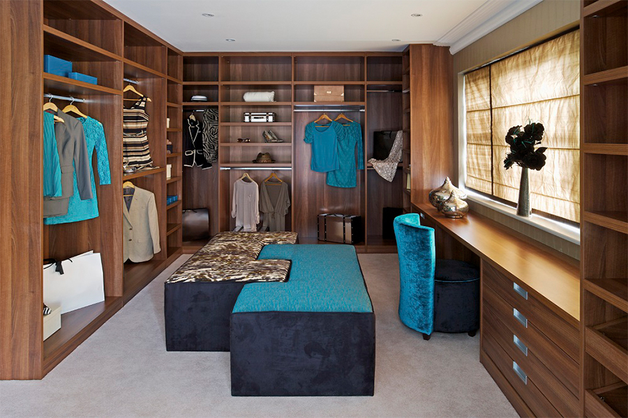 Fitted Wardrobes-WALK-IN CLOSET  27