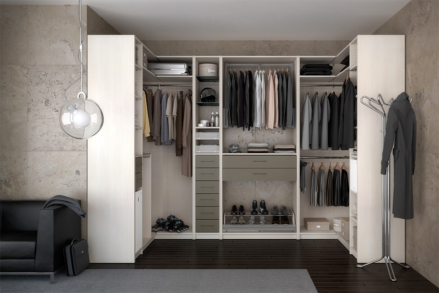 Wall Cabinet -WALK-IN CLOSET  32