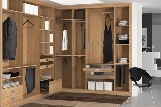 Cheap Wardrobes for Sale -WALK-IN CLOSET  35