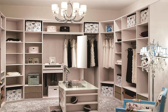 Girl Wardrobe -WALK-IN CLOSET  37